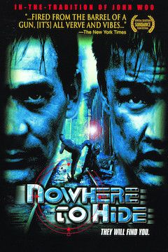 Nowhere to Hide movie poster.
