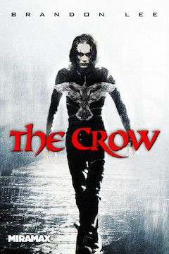 The Crow movie poster.