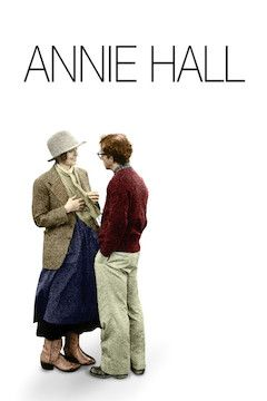 Poster for the movie Annie Hall