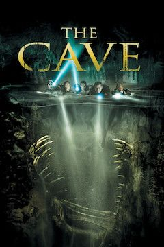 The Cave movie poster.