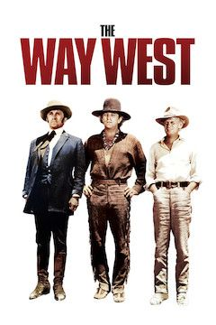 The Way West movie poster.