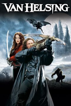 Van Helsing movie poster.