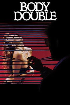 Body Double movie poster.