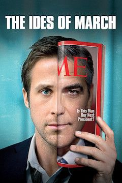 The Ides of March movie poster.