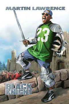 Black Knight movie poster.