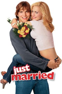 Just Married movie poster.