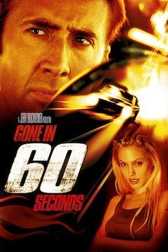 Gone in 60 Seconds movie poster.