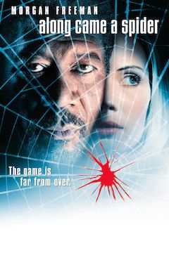 Poster for the movie Along Came a Spider