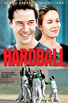 Hardball movie poster.