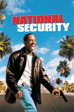 National Security movie poster.