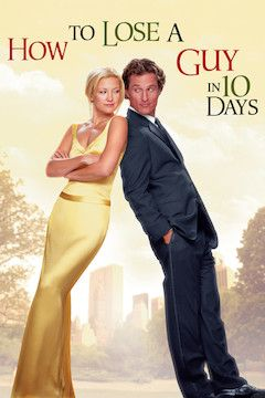 How to Lose a Guy in 10 Days movie poster.