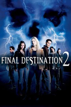 Poster for the movie Final Destination 2