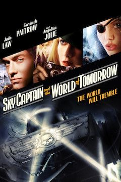 Sky Captain and the World of Tomorrow movie poster.