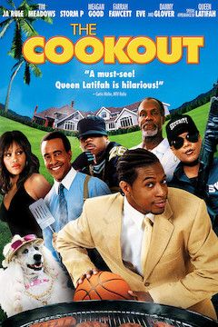 The Cookout movie poster.