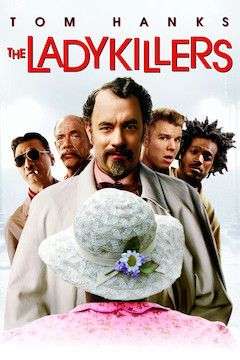 The Ladykillers movie poster.