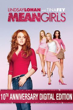 Poster for the movie Mean Girls