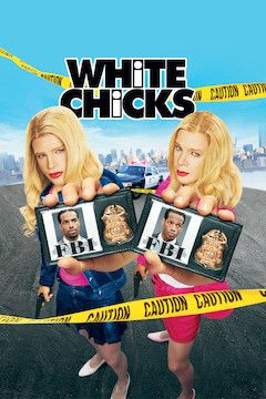 Poster for the movie White Chicks