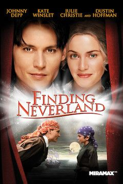 Poster for the movie Finding Neverland