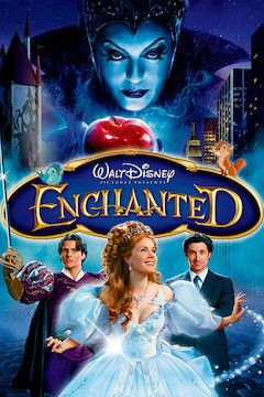 Poster for the movie Enchanted
