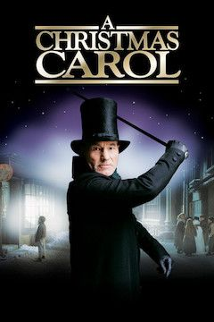 A Christmas Carol movie poster.
