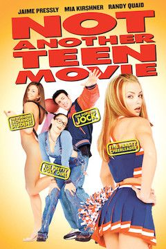 Not Another Teen Movie movie poster.