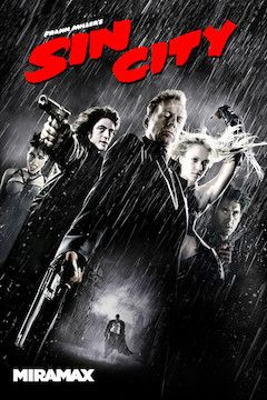 Poster for the movie Sin City