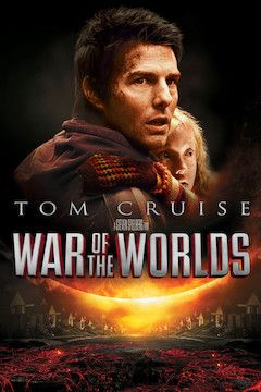 War of the Worlds movie poster.