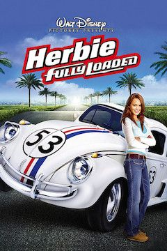 Herbie: Fully Loaded movie poster.