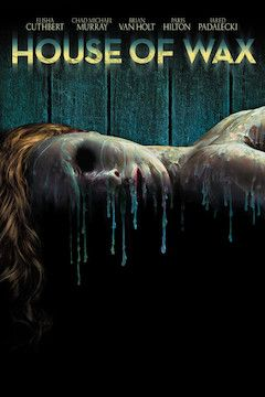 House of Wax movie poster.