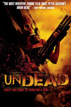 Undead movie poster.