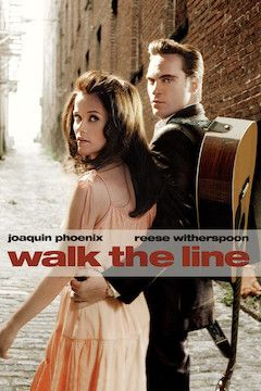 Walk the Line movie poster.