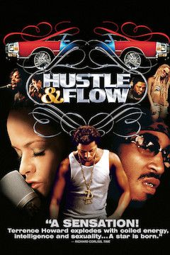 Hustle and Flow movie poster.