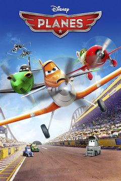Planes movie poster.