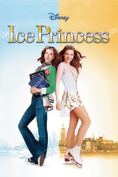 Ice Princess movie poster.
