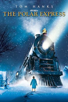 The Polar Express movie poster.