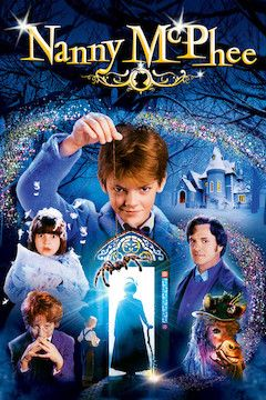 Poster for the movie Nanny McPhee