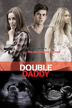 Double Daddy movie poster.