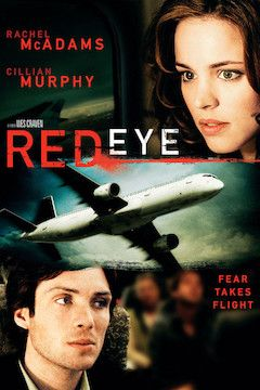 Red Eye movie poster.