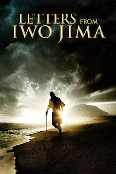 Letters From Iwo Jima movie poster.
