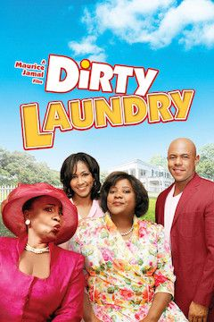 Dirty Laundry movie poster.