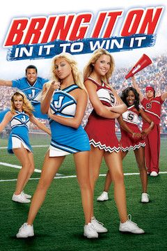 Bring It On: In It to Win It movie poster.