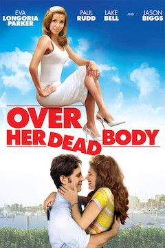 Over Her Dead Body movie poster.