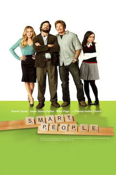 Smart People movie poster.
