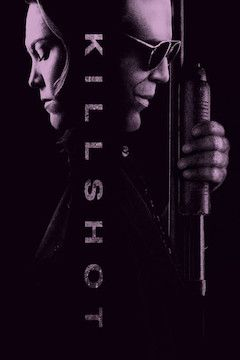 Killshot movie poster.