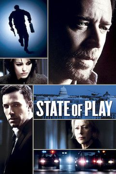 State of Play movie poster.