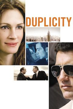 Duplicity movie poster.