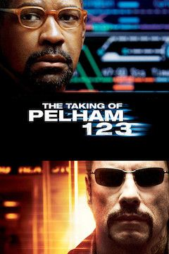 Poster for the movie The Taking of Pelham 123