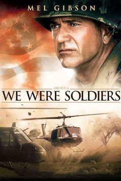 We Were Soldiers movie poster.