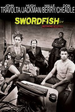Swordfish movie poster.
