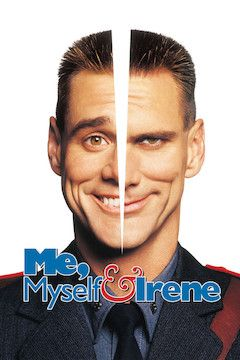 Me, Myself and Irene movie poster.